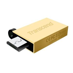 Transcend JetFlash 380G USB 2.0 OTG Flash Memory 32GB